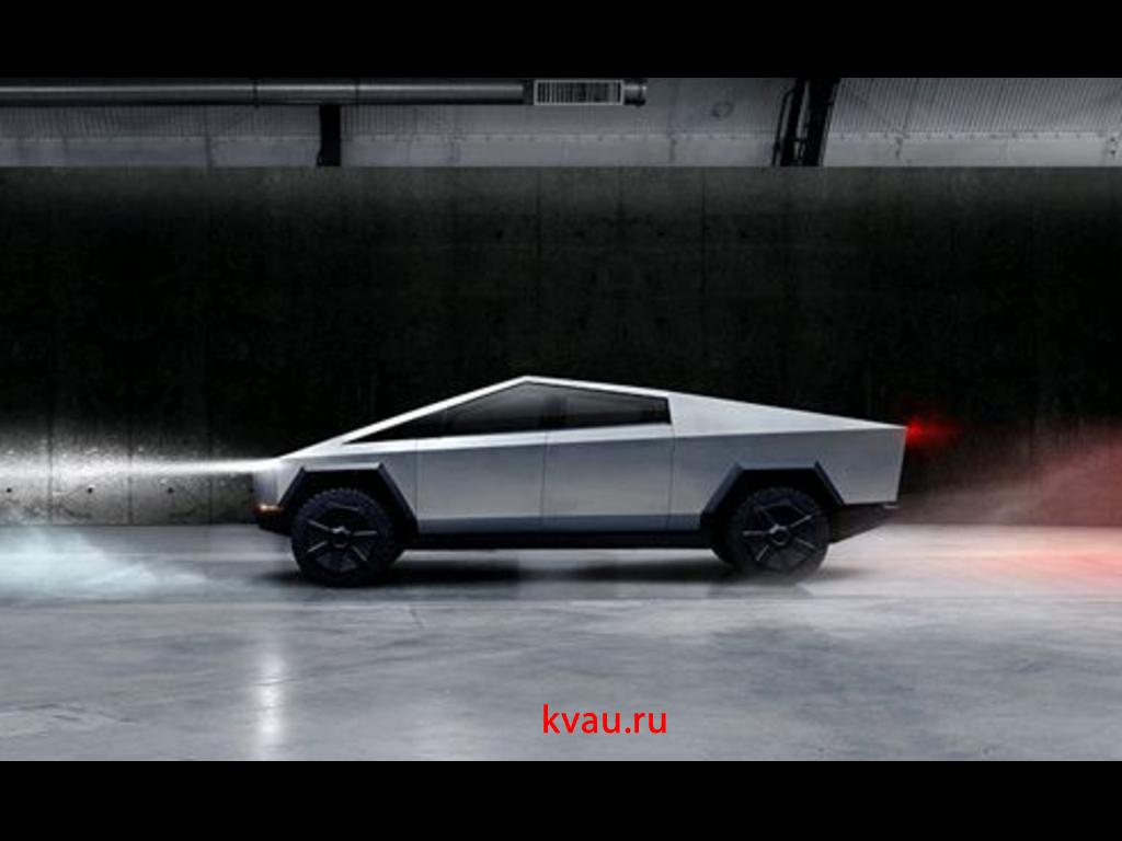 Tesla CyberTruck Пикап 2019 г.в.