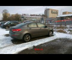 Kia Rio 3 поколение [рестайлинг], седан 4 дв.