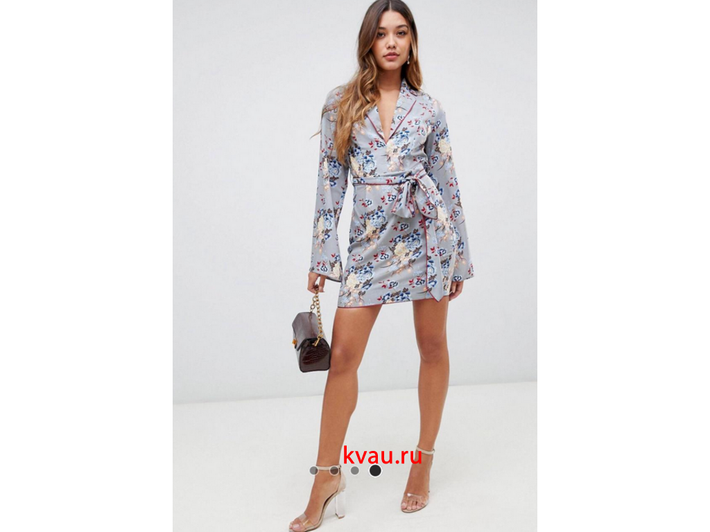 Платье-рубашка PrettyLittleTning