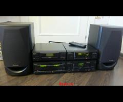 Музыкальный центр Technics CD/Tape/Tuner