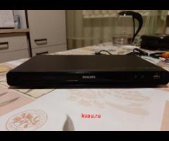 Новый DVD Philips DVP3550K/51