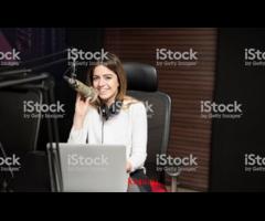 Ведущий в онлайн проект
