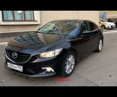 Mazda 6 GJ [рестайлинг], седан 4 дв.
