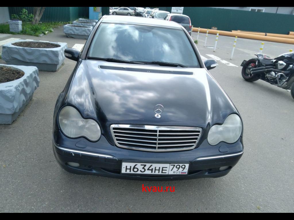 Mercedes-Benz C-Класс 180 W203/S203/CL203, седан 4 дв.